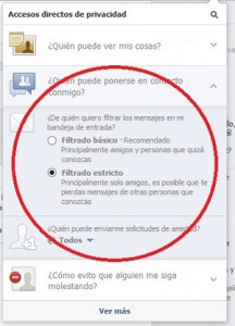 Your Technology Blog - Privacy on Facebook: Who can contact me?
