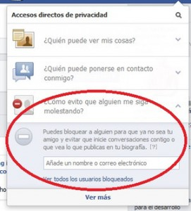 Your Tech Blog - Privacy on Facebook: How do I prevent someone from bothering me?