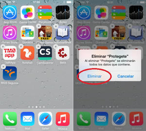 Malfunctions on mobile devices - What to do if the mobile does not work during the warranty period - restart iOS