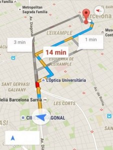 The current reign of maps and browsers: Google Maps vs TomTom 2